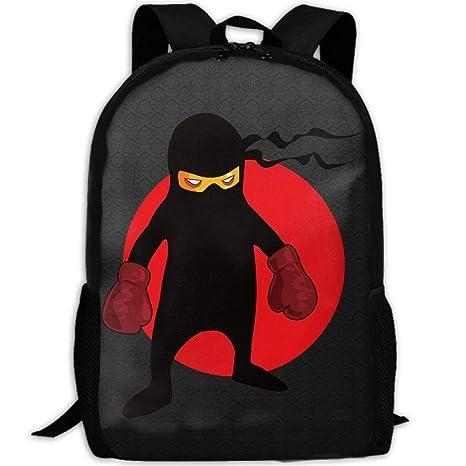 Mochila Martial Art Ninja Boxing para Mujer portátil Bolsa ...