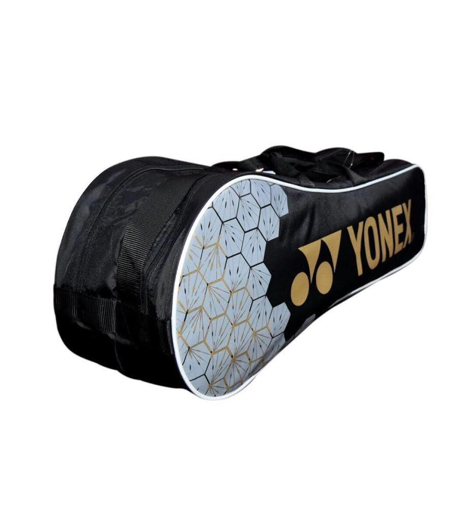ヨネックスSunr 1005バドミントンKitbag B0771QX8Y8 ブラック