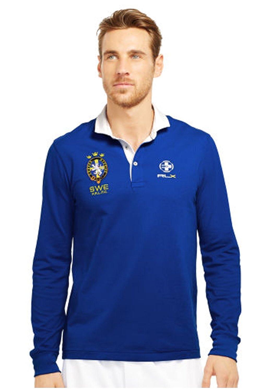 Ralph Lauren Polo Sport Sweden Pima Blend Rlx Polo Shirt Amazon