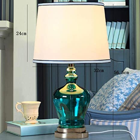 Amazon.com: STTS Household Bedside Table Lamp, Decoration ...