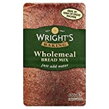 Wright's Wholemeal Bread Mix (500g) - Pack of 6