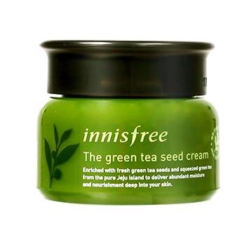 innisfree green tea cream