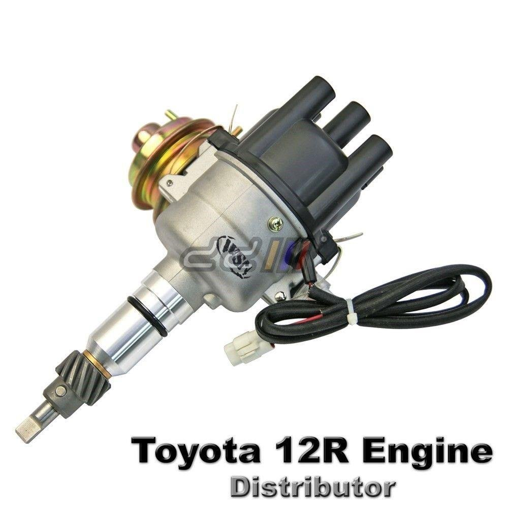 Distributors & Parts New Electronic Ignition Distributor For ...