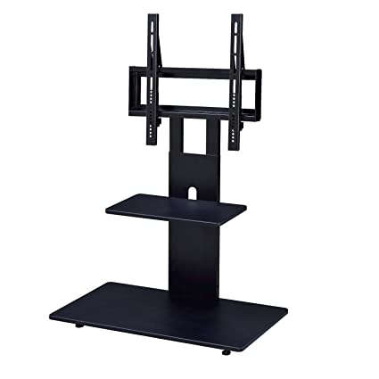 Amazon Com Proman Products St17052 Modern Tv Stand Adjustable Mount