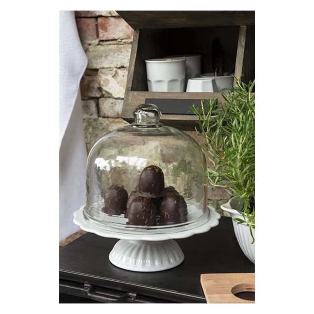 IB Laursen Mynte/ /Plato para tartas Milky Brown