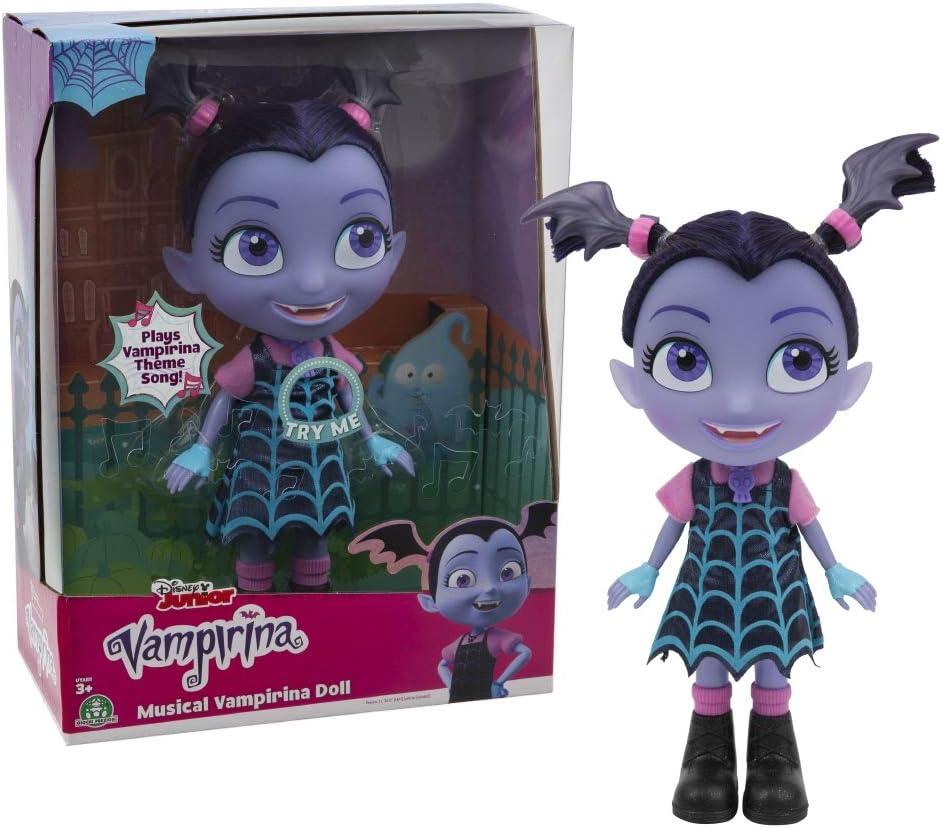 Amazon.es: Giochi Preziosi Disney Vampirina - Muñeca Musical de 24 ...