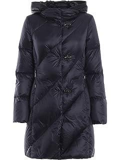 Lungo Abbigliamento Fay Donna it Blu Piumino Amazon g11wxfq