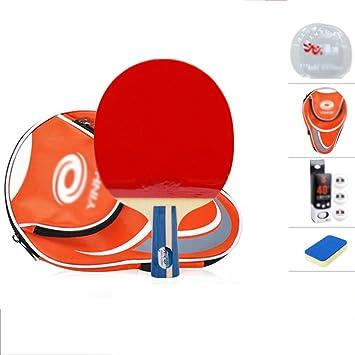 xianw Profesional Ping Pong Padel Juego - Paquete de Regalo ...