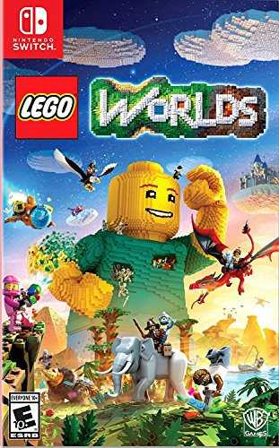 LEGO Worlds - Nintendo Switch 1