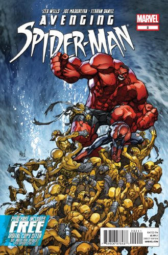 Avenging Spider-Man #2 - Polybagged w/ FREE Digital Download Code