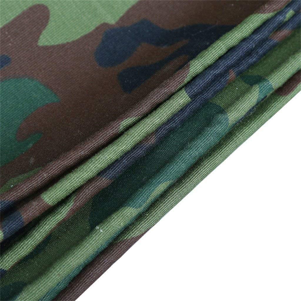 MSF Zeltplanen 100% wasserdicht und UV-geschützt UV-geschützt UV-geschützt im Freien Camping-Plane, schwere Tarnung Plane Blatt Plane Blatt große PKW-Abdeckung, 500g   m², Dicke 0,8 mm (größe   2x3m) B07PJ7HGH7 Zeltplanen Neue Sorten werden eingeführt fae52b