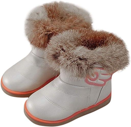 Baby Girl Boy Boots Mingfa Winter Warm