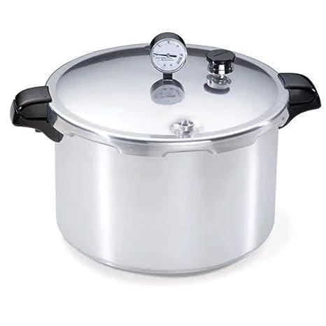 Amazon.com: Canaleta a presión y olla: Kitchen & Dining