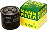 Mann-Filter W 920/17 Spin-on Oil Filter