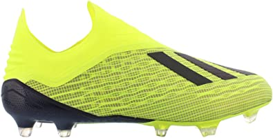 atleta Perforar Seleccione  Amazon.com | adidas Men's X 18+ FG Soccer Cleat | Soccer
