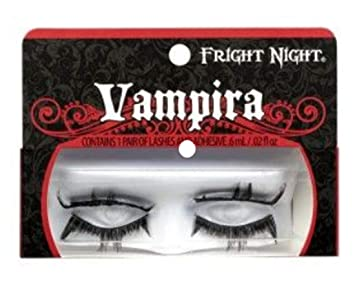 Vampira Lashes- Fright Night
