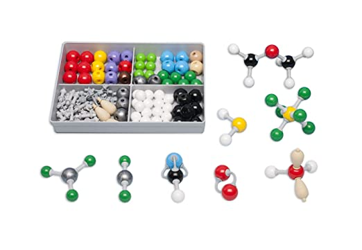 5 opinioni per Molymod MMS-002 Molecular Model Set for Advanced Level Chemistry