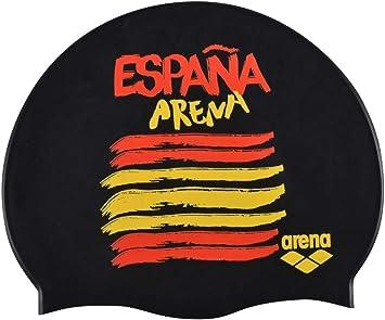 ARENA Gorros Classic Silicone, Unisex Adulto, España, Talla Única: Amazon.es: Deportes y aire libre