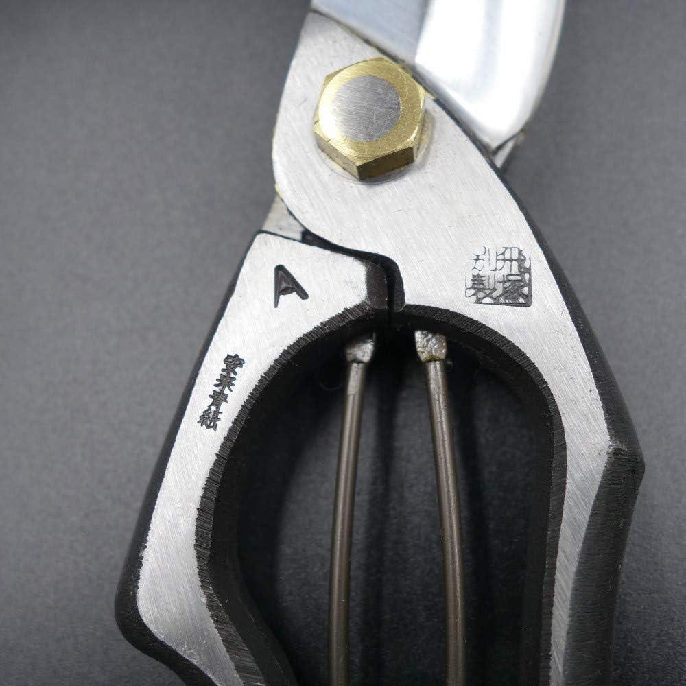 Tobisho S/écateur A type Yasugi acier Bleu papier Support stop 230mm