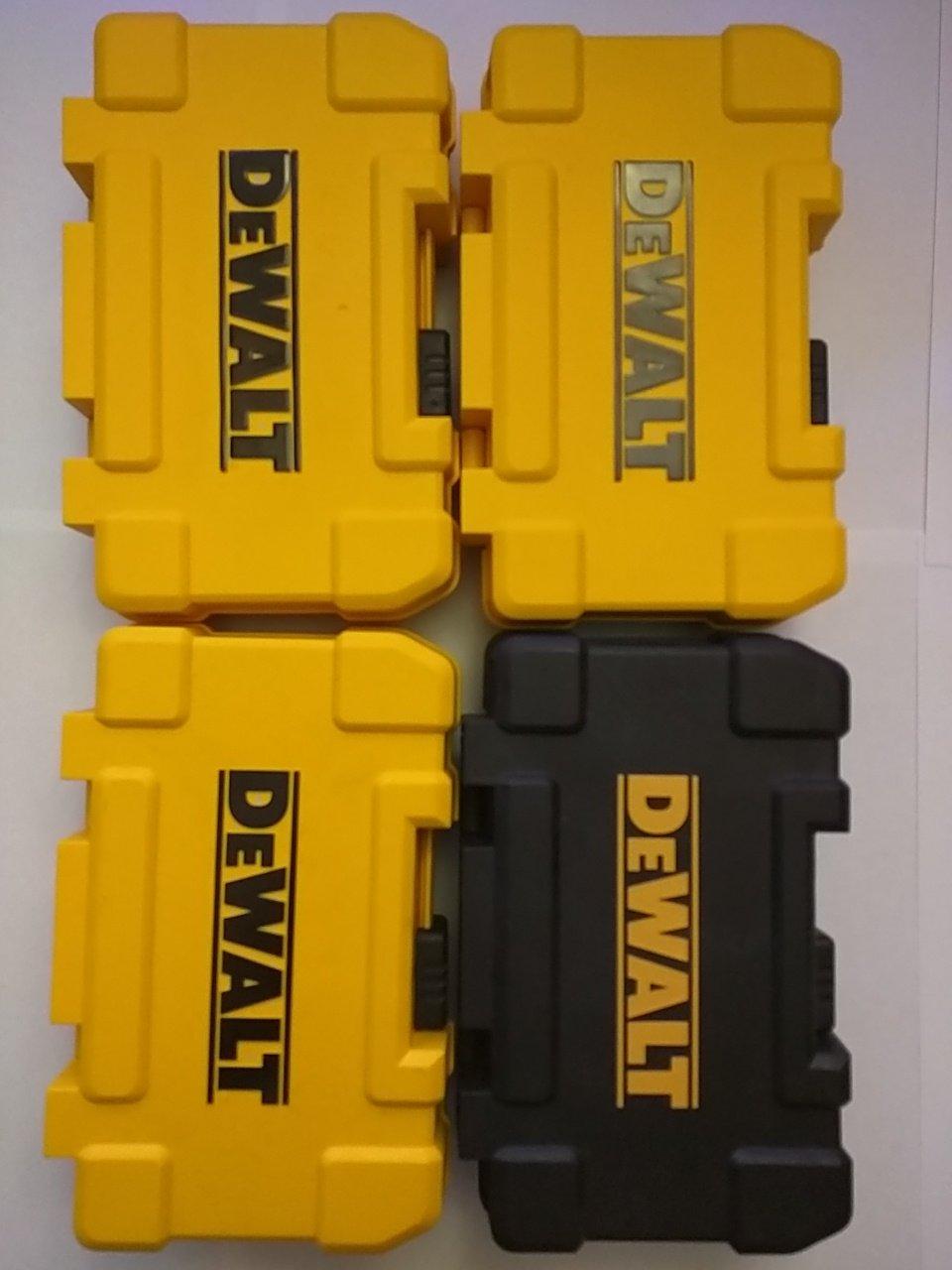 Dewalt 100-piece Impact Screw Driving Bit Set DWA4CASE2