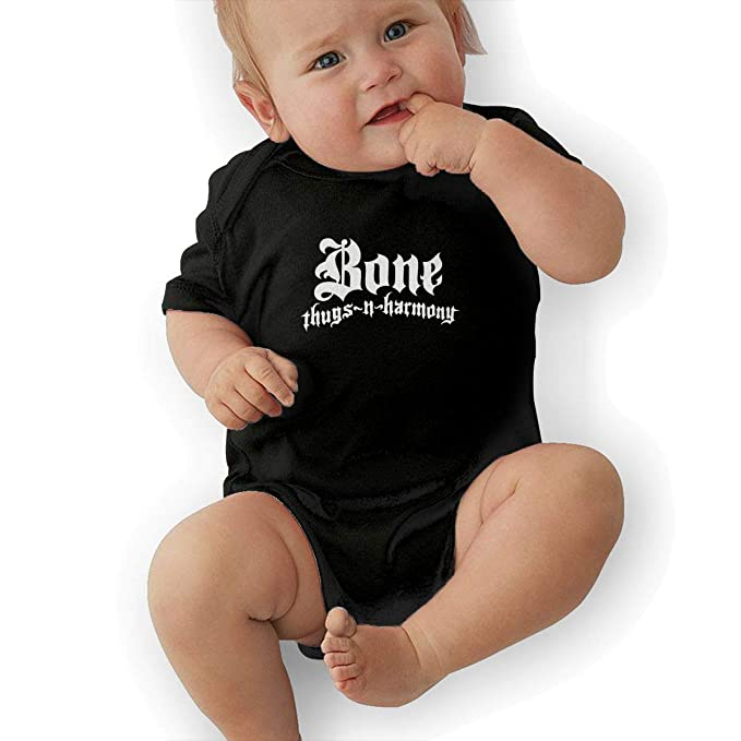Bone Thugs n Harmony Newborn Romper Infant Baby Jumpsuit Bodysuit Clothes Outfit