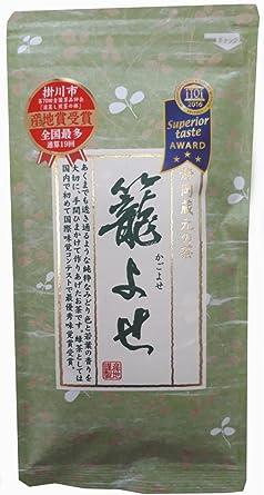 佐々木製茶 静岡蔵元の茶籠よせ 100g