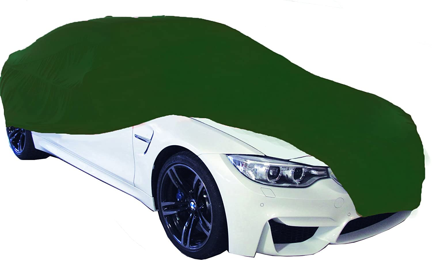 Cosmos Indoor Garage Car Cover Large Green 10334 Cosmos Car Accessories
