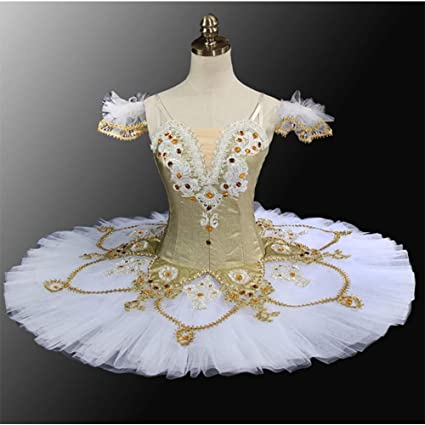 3555e78070 FENGHUAXUEYUE Advanced Custom Ballet Skirt Professional Tutu Skirt 7 Layer  Hard Net Adult Children Dance Performance