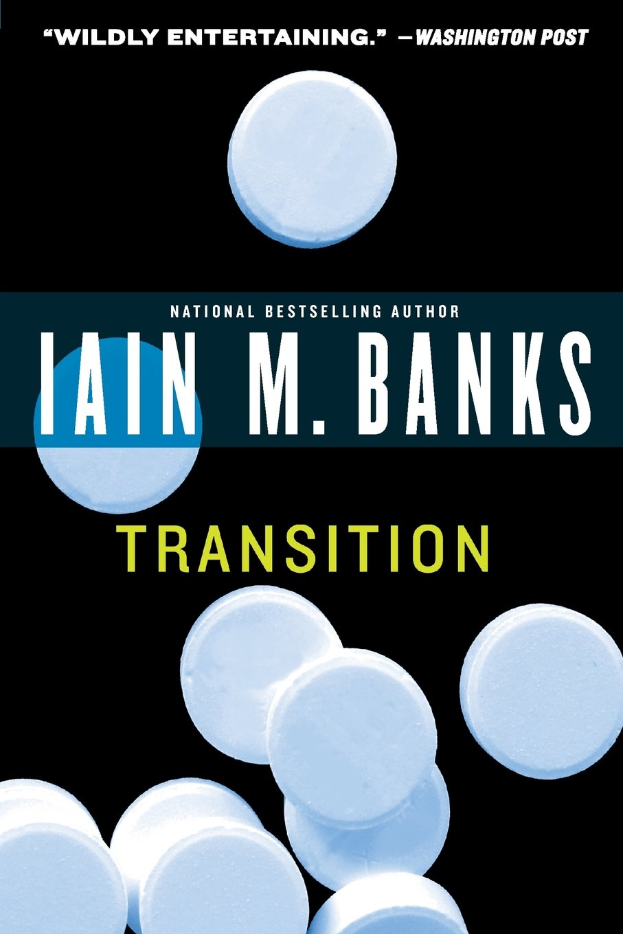 Transition Iain M Banks product image