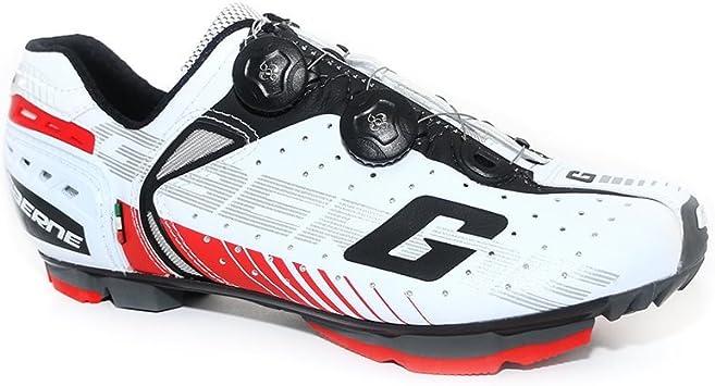 Gaerne G. Kobra + zapatillas MTB Ciclismo, Red – 41