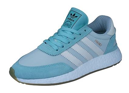 Adidas Iniki (Ba9994) - Zapatillas Deportivas para Mujer, Mujer, BA9994, Mint