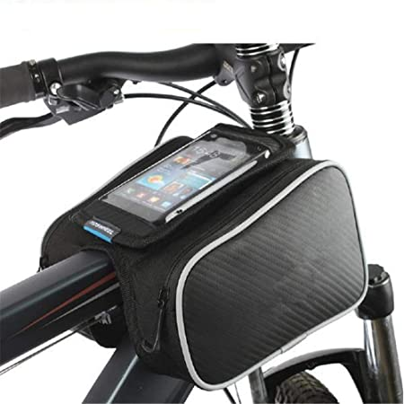 Gububi-SP Bolsa de Bicicleta Bolsa de teléfono móvil Bicicleta ...