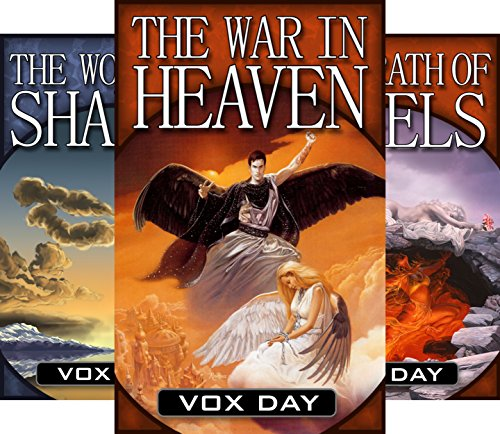 Ebook cover from Eternal Warriors (3 Book Series) by Vox Day