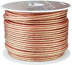 vehicle specific mobile electronics wiring fowod 16awg speaker wire 100 feet spooled