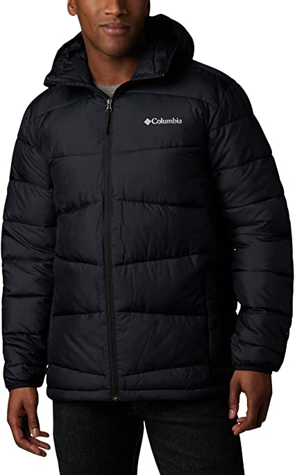 Columbia Men's Fivemile Butte Hooded Jacket
