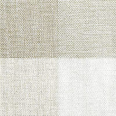 MIULEE Classic Retro Checkers Plaids Cotton Linen Soft Soild Decorative Square Throw Pillow Covers Home Decor Design Cushion Case