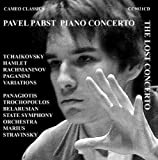 Lost Concerto of Pavel Pabst by Pabst (2013-08-03)