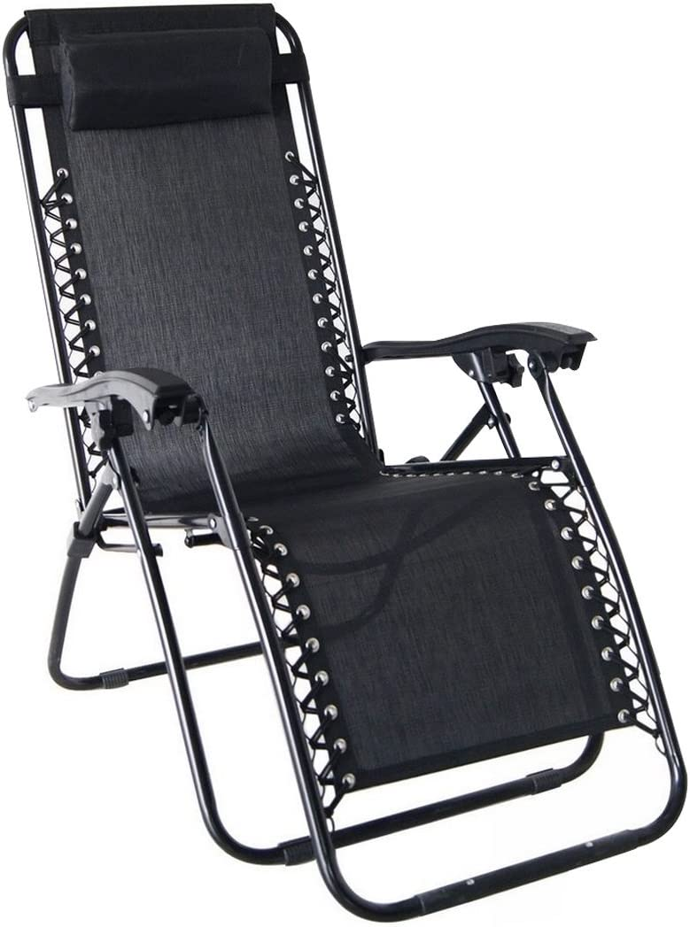 Odaof Zero Gravity Chair Black