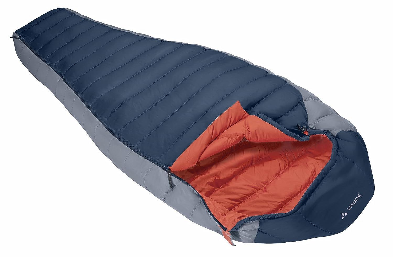 VAUDE Cheyenne 700 Saco de Dormir para Uso en Camping, Unisex Adulto, Azul (Baltic Sea), Talla Única: Amazon.es: Deportes y aire libre