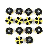 50Pcs Golf Shoes Spikes Easy Replacement THiNTech