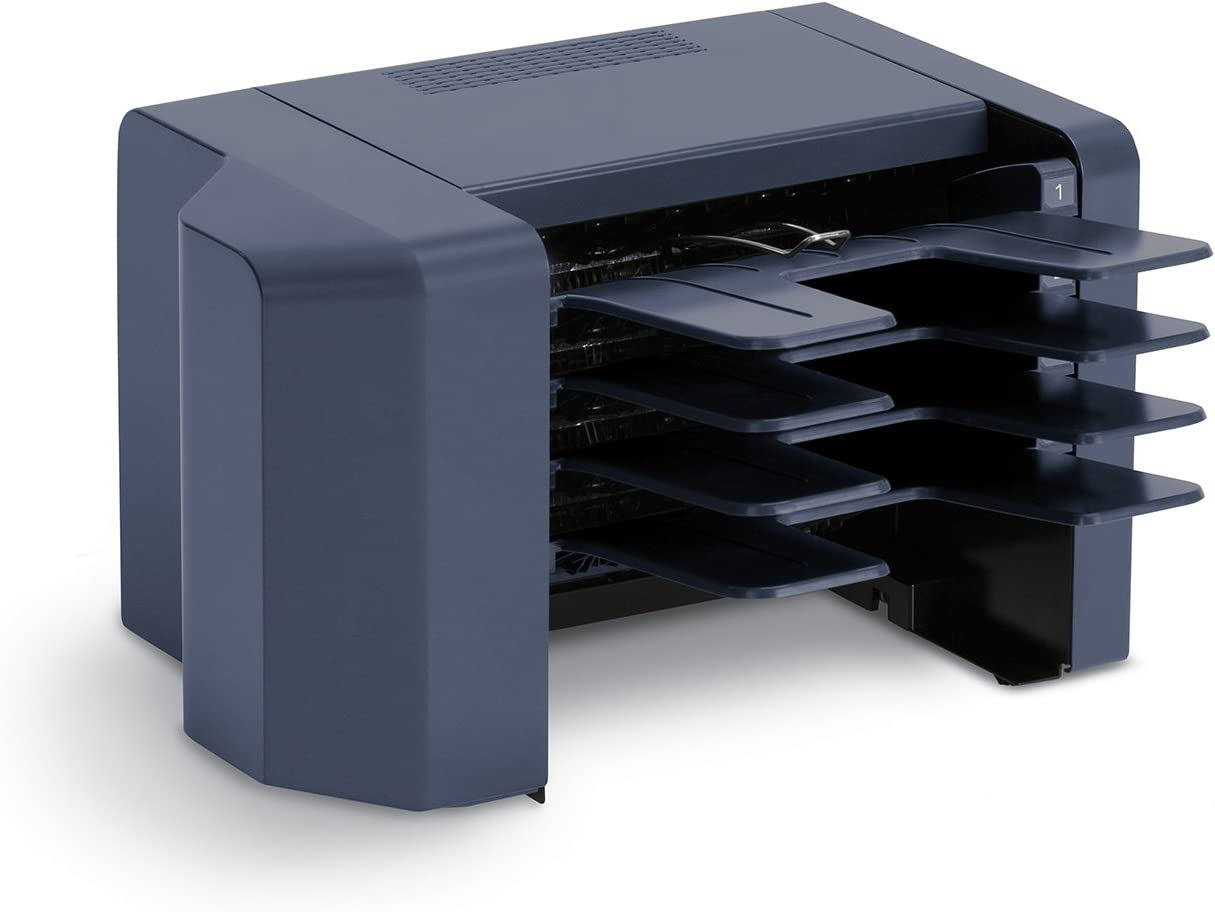 Xerox 097S04953 Mailbox for The VersaLink C600 and C605 4 Bins Each Tray can Handle up to 100 Sheets
