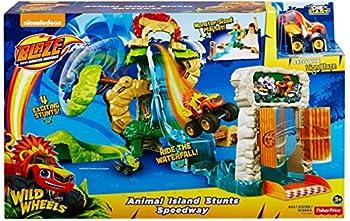 Fisher-price Nickelodeon Blaze & The Monster Machines, Animal Island Playset 4