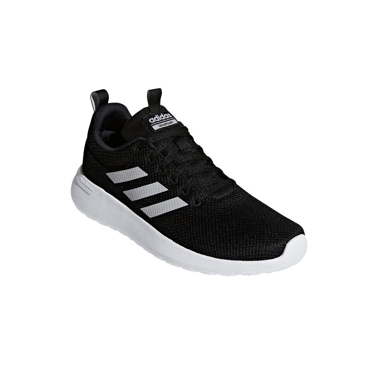 Noir adidas Lite Racer CLN, Chaussures de Running Homme EU 44 2 3 - UK 10