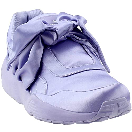 huge selection of 534d3 f8a69 Puma Women's Fenty x Bow Trinomic Sneakers: Amazon.co.uk ...