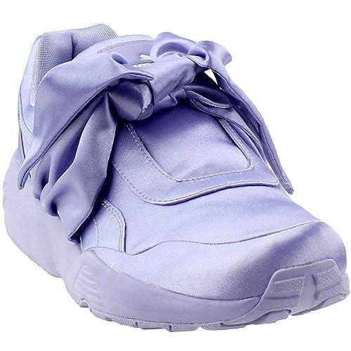 huge selection of 87b5f 0d5cc Puma Women's Fenty x Bow Trinomic Sneakers: Amazon.co.uk ...