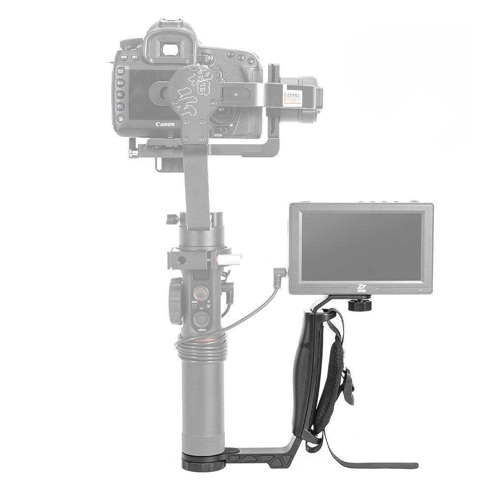 Zhiyun Crane 2 TransMount Mini Dual Grip with Wrist Strap Fit for Zhiyun Crane Plus/Crane 2/Crane M