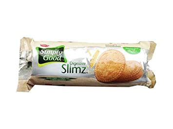 Amazon.com : Parle Simply Good Digestive Slimz Biscuits ...