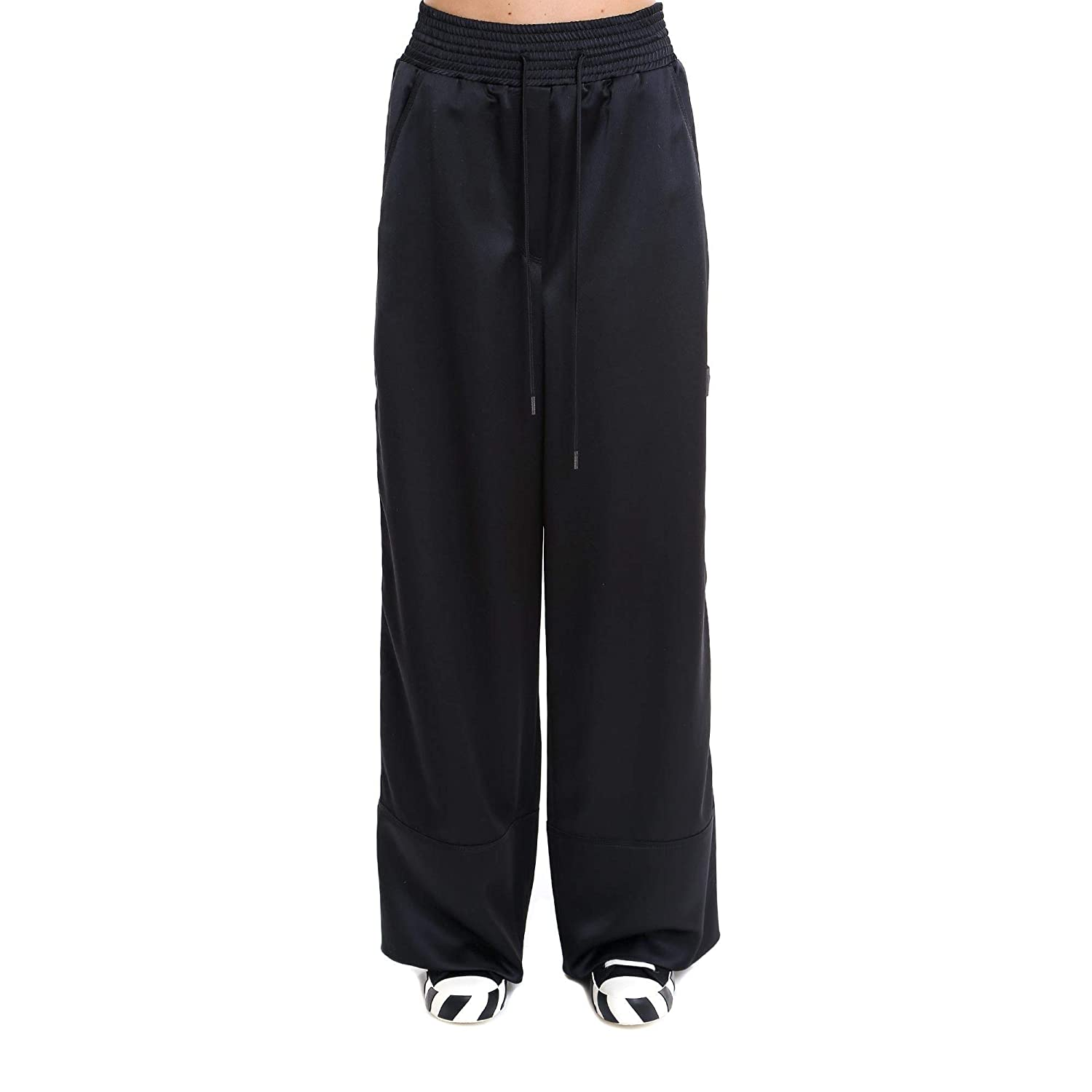 OffWhite Women's OWCF002R187480271010 Black Polyester Pants