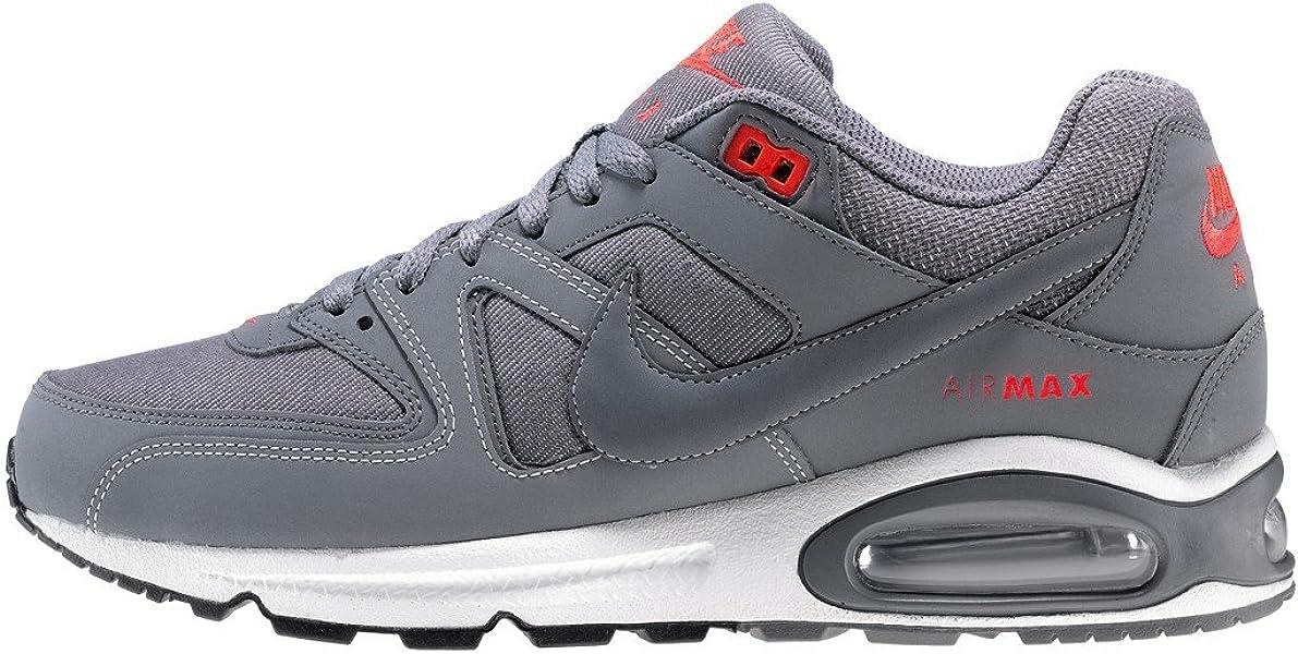 best cheap 31e59 01199 Nike Air Max Command, Sneakers Basses Homme - Gris - Gris, 41 EU