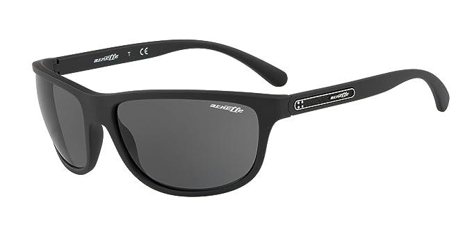 ef428a5d74 ARNETTE Men's 0AN4246 01/87 63 Sunglasses, Matte Black/Grey: Amazon ...